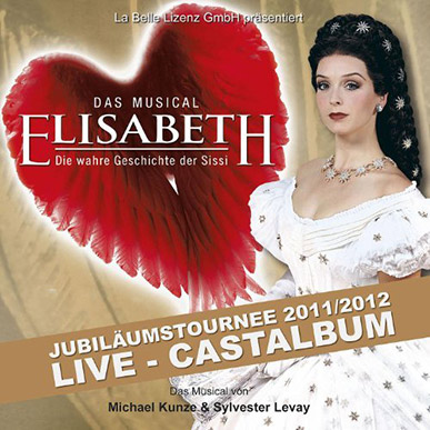 CD Cover Elisabeth