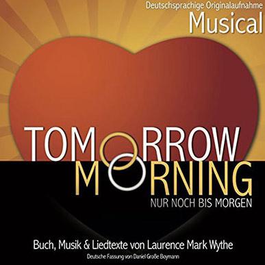 CD Cover Tomorrow Morning