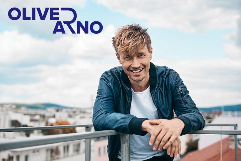 Oliver Arno Autogrammkarte