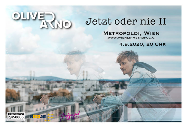 Oliver Arno Konzert Metropoldi Wien - 04.09.2020